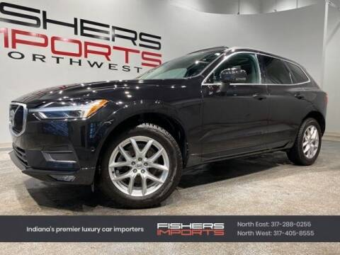 2018 Volvo XC60 for sale at Fishers Imports in Fishers IN