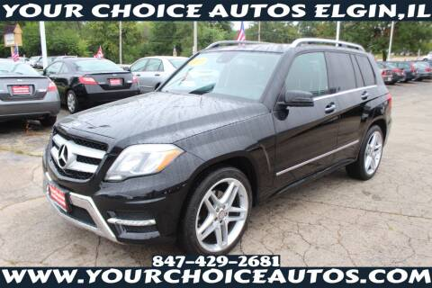 2013 Mercedes-Benz GLK for sale at Your Choice Autos - Elgin in Elgin IL
