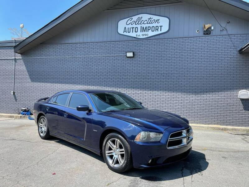 2013 Dodge Charger for sale at Collection Auto Import in Charlotte NC