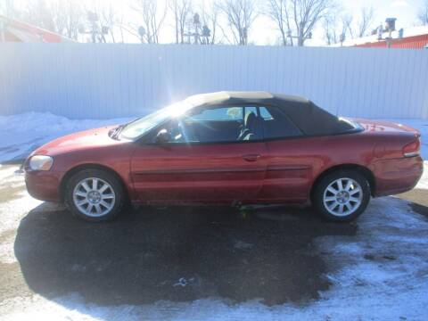2005 Chrysler Sebring for sale at Chaddock Auto Sales in Rochester MN