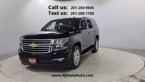 2017 Chevrolet Tahoe for sale at NJ State Auto Used Cars in Jersey City NJ