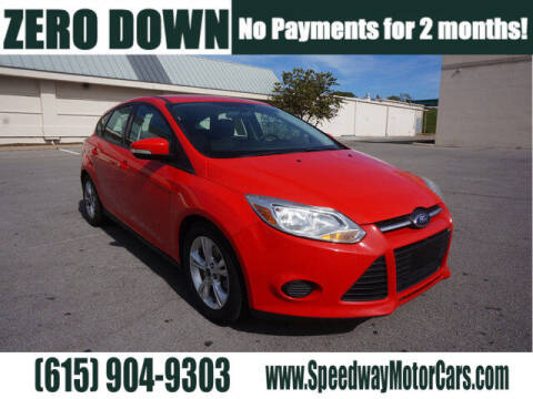 2014 Ford Focus for sale at Speedway Motors in Murfreesboro TN
