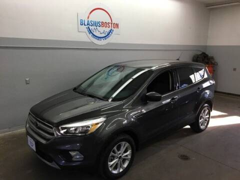 2017 Ford Escape for sale at WCG Enterprises in Holliston MA