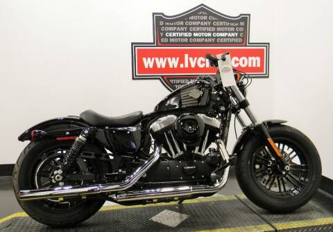2018 Harley-Davidson FORTY EIGHT for sale at Certified Motor Company in Las Vegas NV
