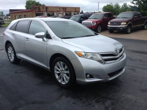2013 Toyota Venza for sale at Bruns & Sons Auto in Plover WI