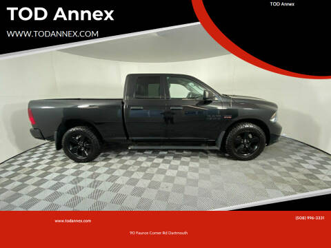 2016 RAM Ram Pickup 1500 for sale at TOD Annex in North Dartmouth MA