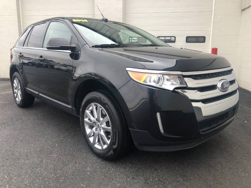 2014 Ford Edge for sale at Zimmerman's Automotive in Mechanicsburg PA