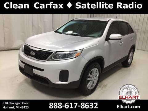 2014 Kia Sorento for sale at Elhart Automotive Campus in Holland MI