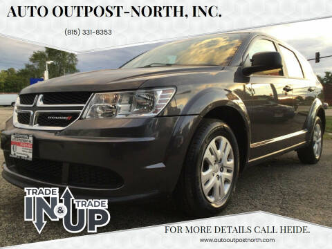 2014 Dodge Journey for sale at Auto Outpost-North, Inc. in McHenry IL