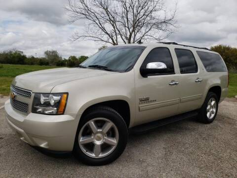 2013 Chevrolet Suburban for sale at Laguna Niguel in Rosenberg TX