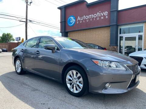 2015 Lexus ES 300h for sale at Automotive Solutions in Louisville KY
