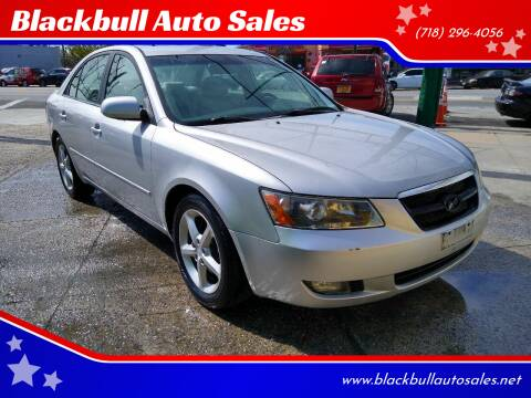 2008 Hyundai Sonata for sale at Blackbull Auto Sales in Ozone Park NY