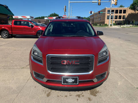 2014 GMC Acadia for sale at Mulder Auto Tire and Lube in Orange City IA