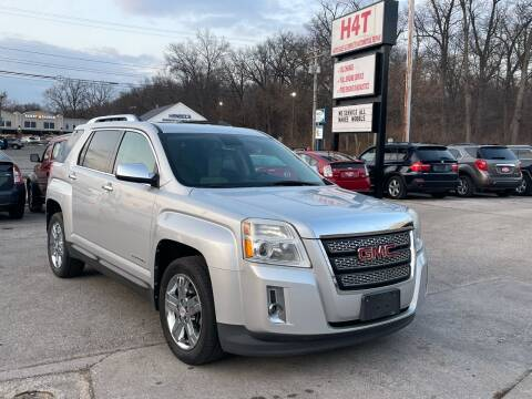 2012 GMC Terrain for sale at H4T Auto in Toledo OH