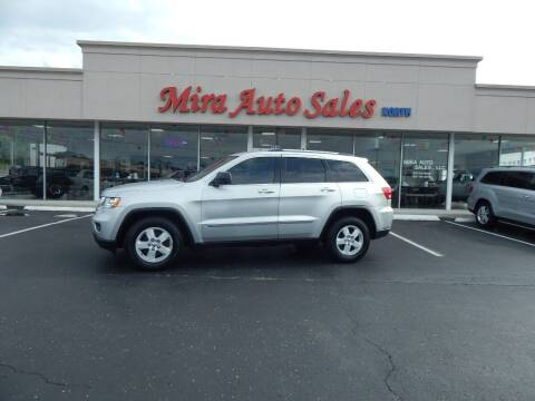 2011 Jeep Grand Cherokee for sale at Mira Auto Sales in Dayton OH