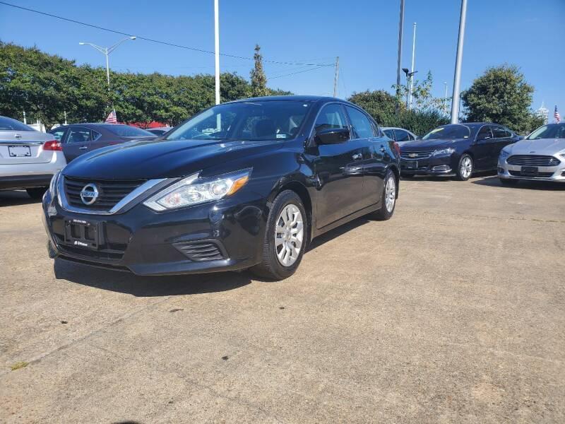 2016 Nissan Altima for sale at A-1 Motors in Virginia Beach VA