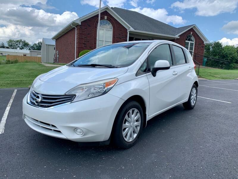 2014 Nissan Versa Note for sale at HillView Motors in Shepherdsville KY