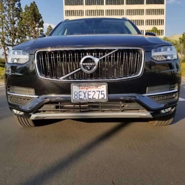 2018 Volvo XC90 for sale in Brea, CA
