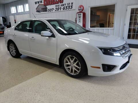 2011 Ford Fusion for sale at Kinsellas Auto Sales in Rochester MN