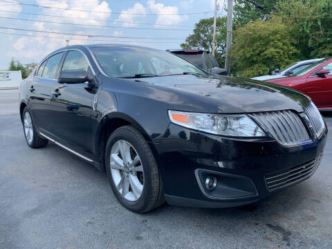 2010 Lincoln MKS for sale at Waltz Sales LLC in Gap PA