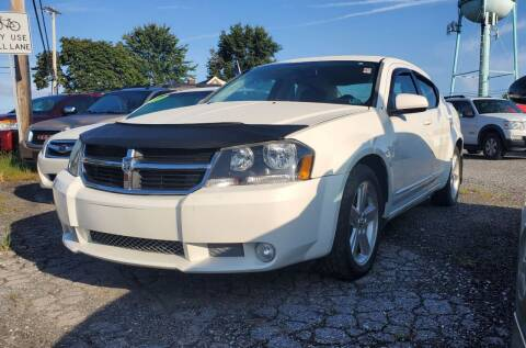 2008 Dodge Avenger for sale at Tower Motors in Taneytown MD