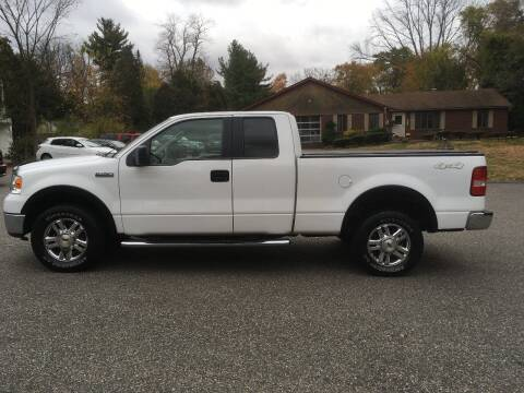 2006 Ford F-150 for sale at Lou Rivers Used Cars in Palmer MA
