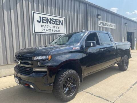 2020 Chevrolet Silverado 1500 for sale at Jensen's Dealerships in Sioux City IA