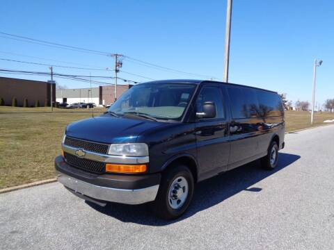 2011 Chevrolet Express Passenger for sale at Rt. 73 AutoMall in Palmyra NJ