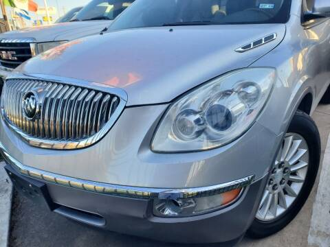 2011 Buick Enclave for sale at SP Enterprise Autos in Garland TX