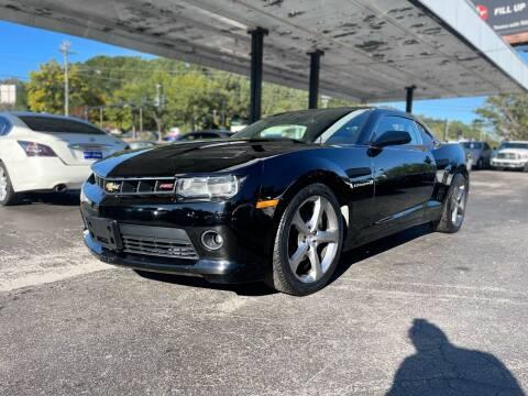 2014 Chevrolet Camaro for sale at Magic Motors Inc. in Snellville GA