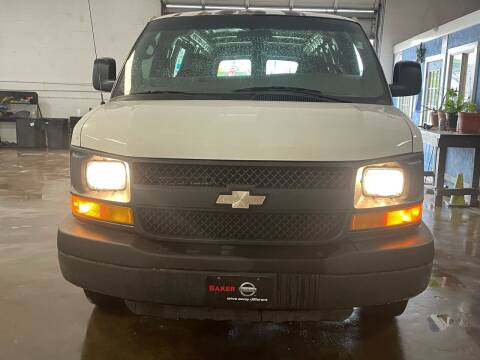 2008 Chevrolet Express Cargo for sale at Ricky Auto Sales in Houston TX