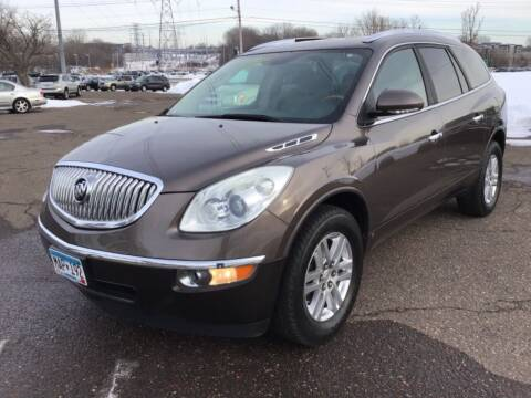 2008 Buick Enclave for sale at Sparkle Auto Sales in Maplewood MN