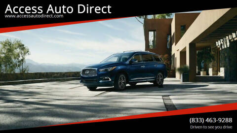 2019 Infiniti QX60 for sale at Access Auto Direct in Baldwin NY
