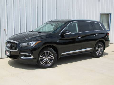 2017 Infiniti QX60 for sale at Lyman Auto in Griswold IA