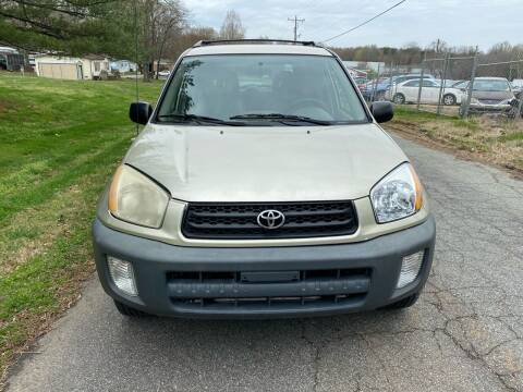 2002 Toyota RAV4 for sale at Speed Auto Mall in Greensboro NC