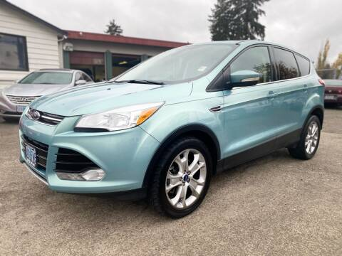2013 Ford Escape for sale at Universal Auto INC in Salem OR