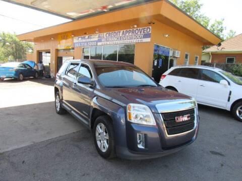 2013 GMC Terrain for sale at Nile Auto Sales in Denver CO