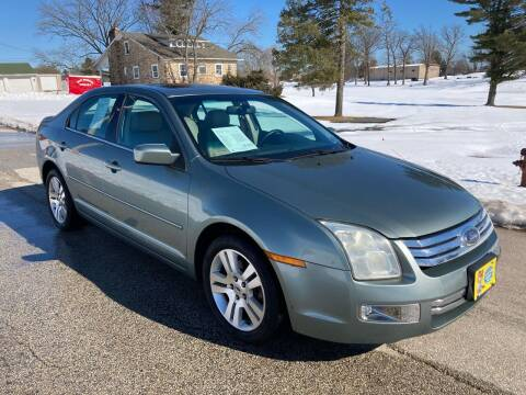 2006 Ford Fusion for sale at Good Value Cars Inc in Norristown PA