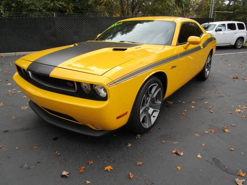 2012 Dodge Challenger for sale at LULAY'S CAR CONNECTION in Salem OR
