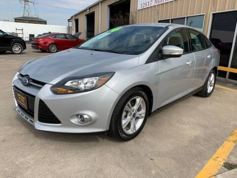 2014 Ford Focus for sale at Market Street Auto Sales INC in Houston TX
