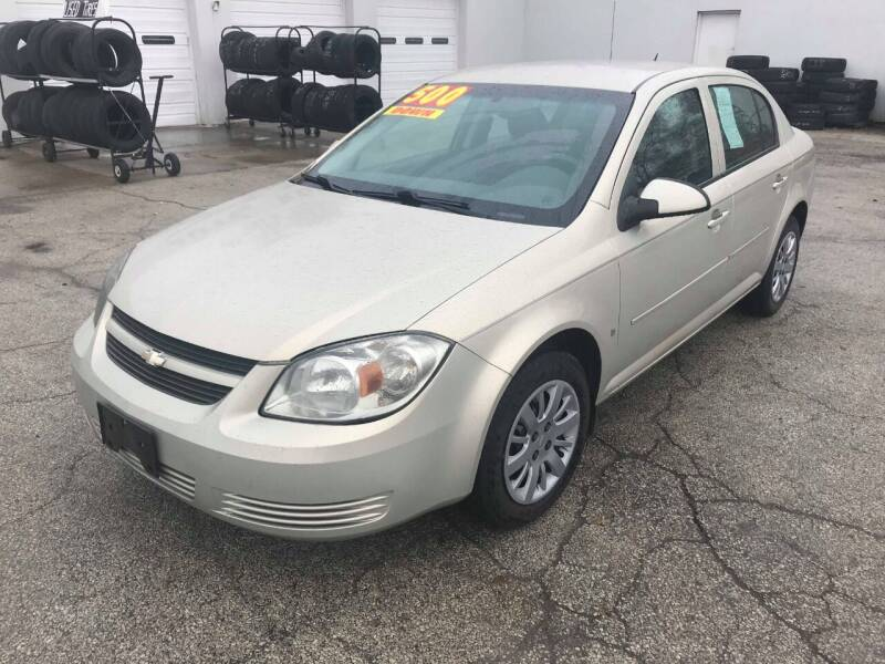 2009 Chevrolet Cobalt for sale at Town & City Motors Inc. in Gary IN