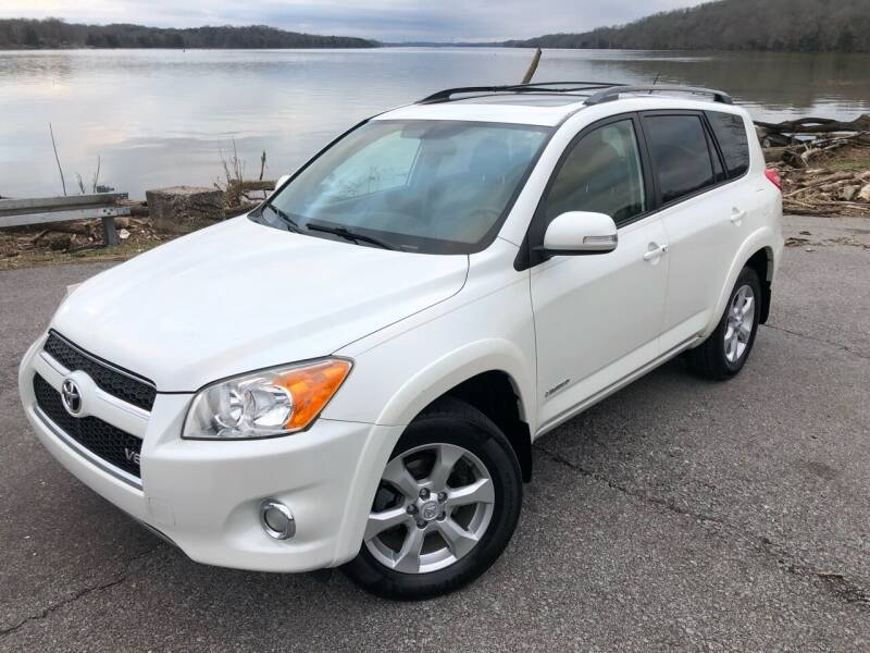 2010 Toyota RAV4 for sale at Wave Wholesale LLC in Gallatin TN