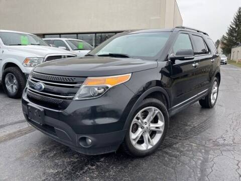 2013 Ford Explorer for sale at Sedo Automotive in Davison MI