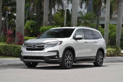 2019 Honda Pilot for sale at EURO STABLE in Miami FL