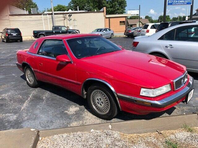 1991 Chrysler TC for sale at RT Auto Center in Quincy IL