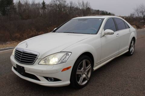 2008 Mercedes-Benz S-Class for sale at Imotobank in Walpole MA