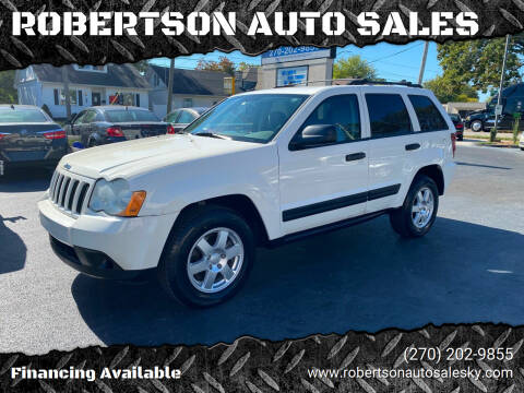2006 Jeep Grand Cherokee for sale at ROBERTSON AUTO SALES in Bowling Green KY