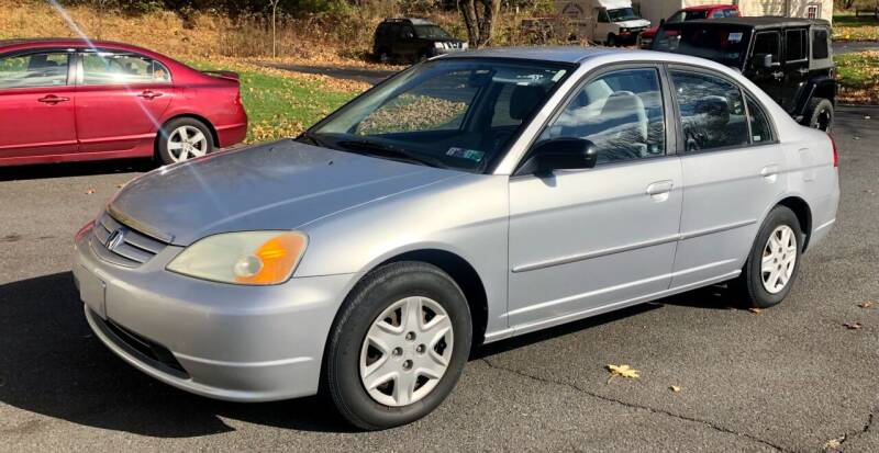 2003 Honda Civic for sale at Mayer Motors of Pennsburg - Green Lane in Green Lane PA