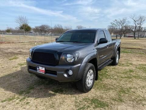 2011 Toyota Tacoma for sale at LA PULGA DE AUTOS in Dallas TX