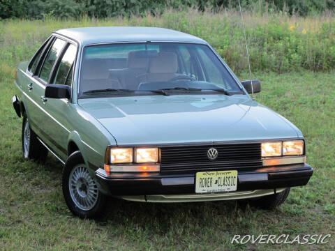 1982 Volkswagen Quantum for sale at Isuzu Classic in Cream Ridge NJ
